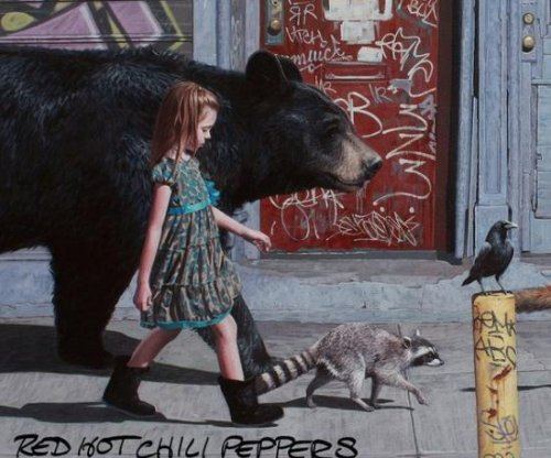 Red Hot Chili Peppers release single 'Dark Necessities,' detail new album