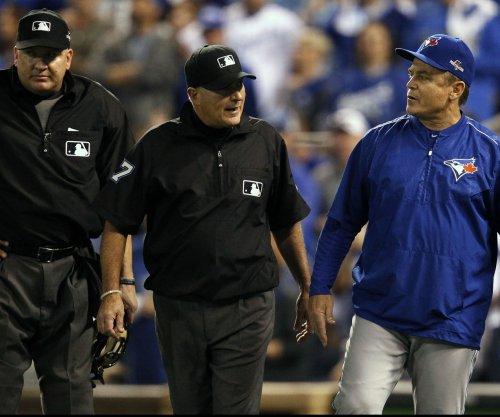 J.A. Happ, Toronto Blue Jays control New York Yankees