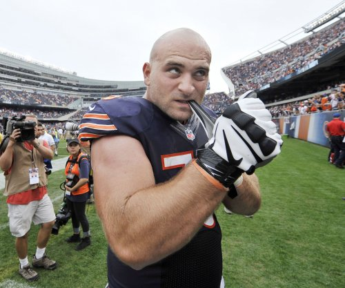 Chicago Bears eject feisty guard Kyle Long from practice after multiple fights