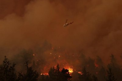 Red Flag Warnings issued for Montana as wildfires burn across the West