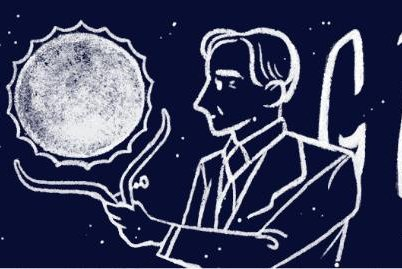 Google honors astrophysicist Subrahmanyan Chandrasekhar with new Doodle