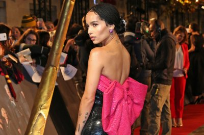 Zoe Kravitz: 'Big Little Lies' Season 2 is 'very juicy'