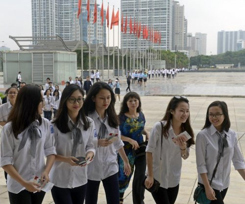 Students in Vietnam under fire in college admission scandal
