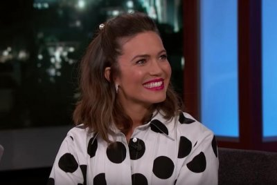 Mandy Moore is 'nearly done' with new album