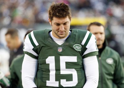 Jets unclear on Tebow's future