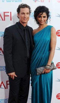 McConaughey's gal pal pregnant again