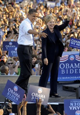 Barack Obama bets big on Hillary as secretary of state