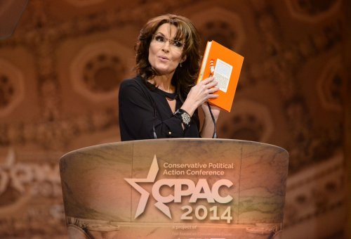 Sarah Palin calls out Tina Fey for portraying her as 'an idiot'