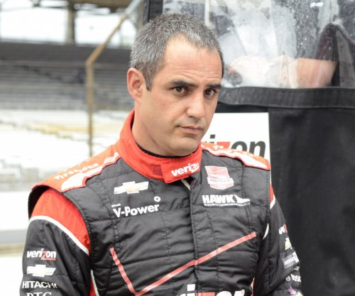 IndyCar qualifying at NOLA washed out, Montoya awarded pole
