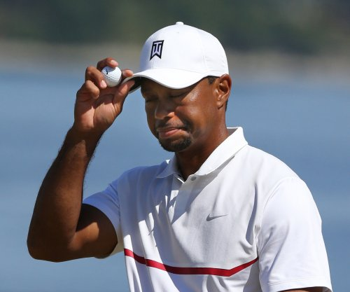 Tiger 'shocked' by slower fairways at St. Andrews