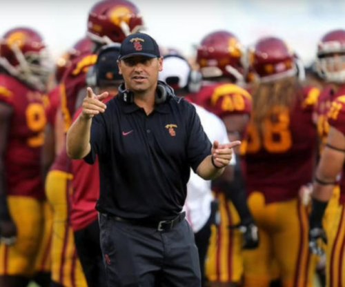 Ex-USC coach Steve Sarkisian files wrongful termination lawsuit
