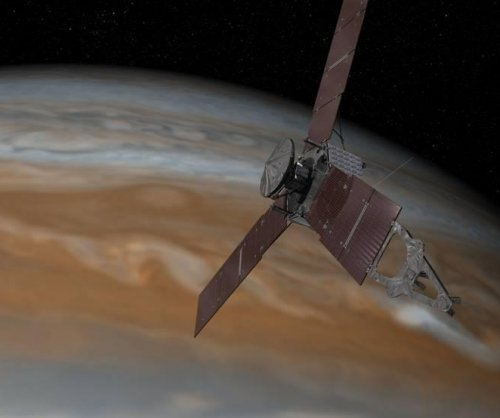NASA's Juno spacecraft nears rendezvous with Jupiter