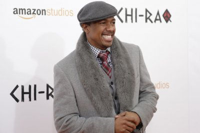 Nick Cannon hits 'golden buzzer' for 90-year-old stripper