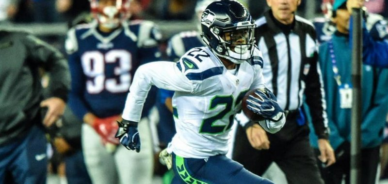 f423eac60b9 Fantasy Football  Seattle Seahawks  C.J. Prosise expected to lead team in  touches - UPI.com
