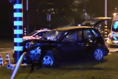 Sergio Aguero: Manchester City striker hurt in car crash