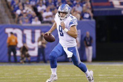 Matthew Stafford, Detroit Lions handle Green Bay Packers 30-17