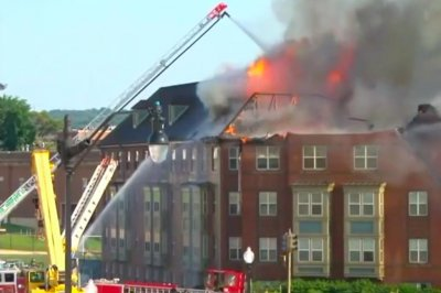 74-year-old man found alive 5 days after D.C. senior apartment fire
