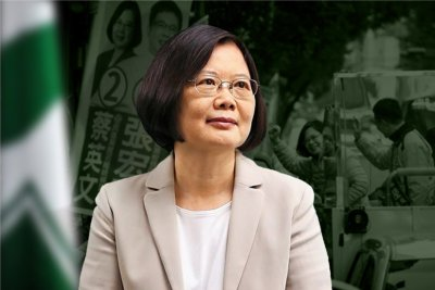 Taiwan's Tsai Ing-wen seeks re-election in 2020