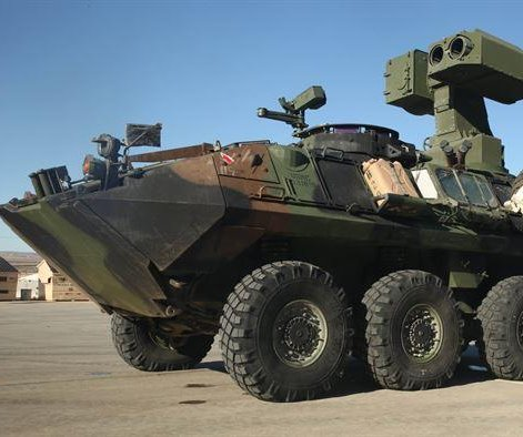 Marines to replace LAV with new armored vehicle in next decade