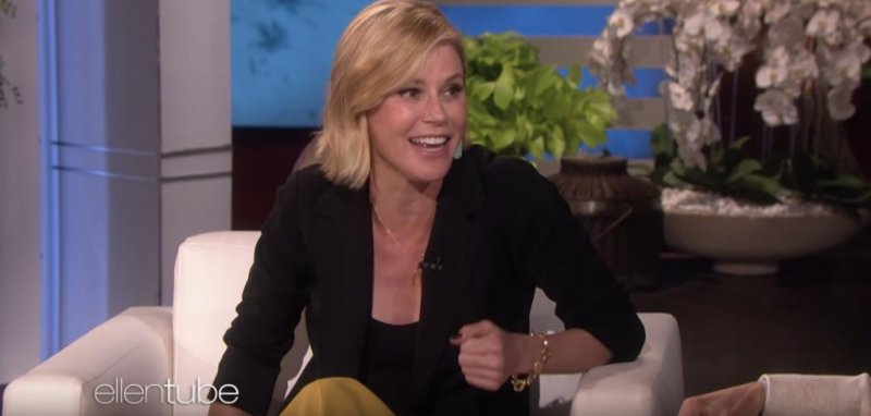 Watch Julie Bowen Plans To Avoid Modern Family Cast S Crying Fest Upi Com