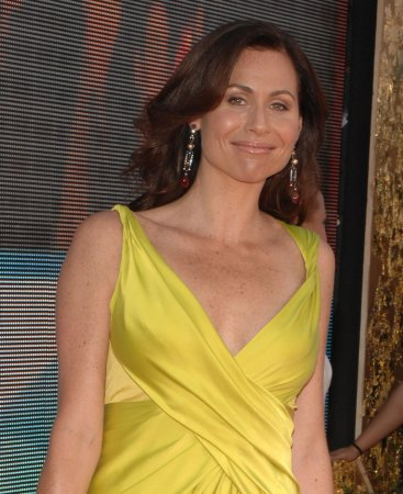 Minnie Driver becomes first-time mom