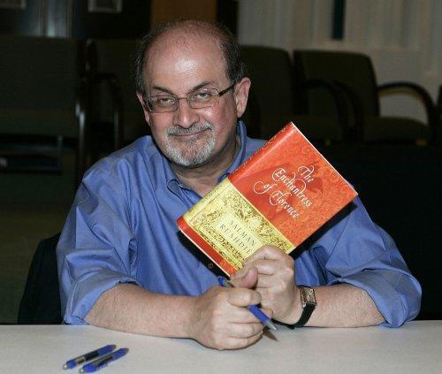 Rushdie doesn't regret writing 'Verses'