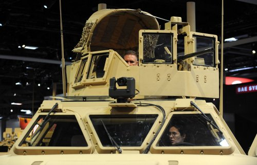 Lockheed's JLTV completes manufacturing readiness assessment