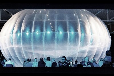 Google to improve Internet access with balloons