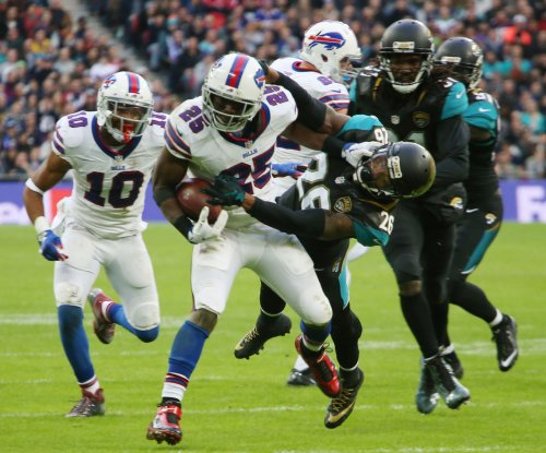 Buffalo Bills' LeSean McCoy emotional after loss to Philadelphia Eagles