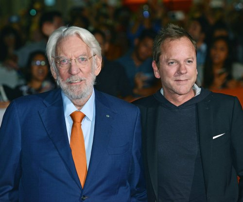 Kiefer Sutherland: I've waited 30 years to star in a movie with my dad