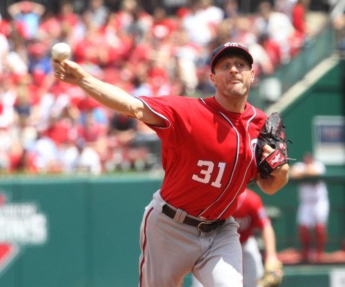 Washington Nationals' Max Scherzer picks up 12th victory