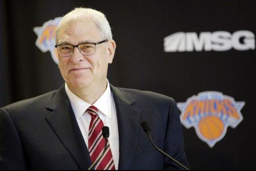 New York Knicks mutually 'part' with Phil Jackson