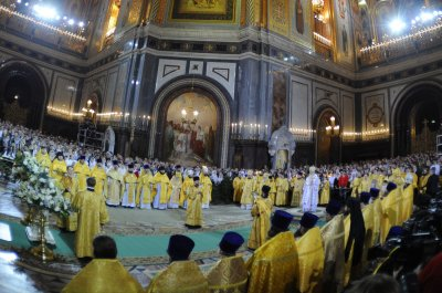 Russian Orthodox Church severs ties with from Constantinople over Ukraine