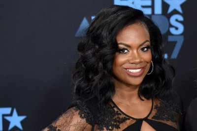 Kandi Burruss says she's 'moved forward' with surrogacy