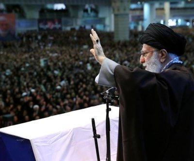 Khamenei: Missile attacks major blow to U.S. 'superpower image'