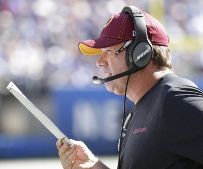 Jaguars hire ex-Redskins coach Jay Gruden as offensive coordinator