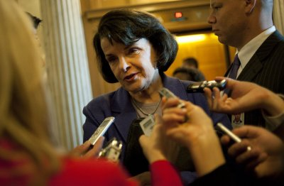 Feinstein backs off on leaks speculation
