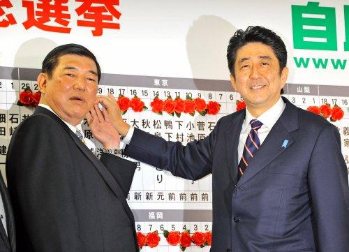 New Japanese PM praises U.S. relations