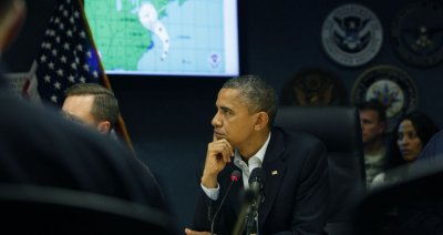 Obama: Sandy 'a serious and big storm'