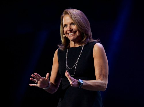 Katie Couric to play herself in Mariska Hargitay's 'Law & Order: SVU' episode