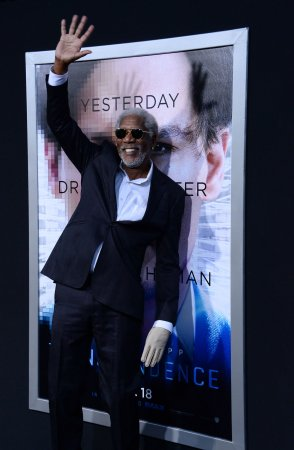 Morgan Freeman 'always wanted' to work with Johnny Depp