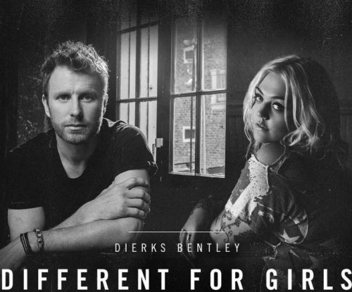 Dierks Bentley releases new single 'Different for Girls' featuring Elle King