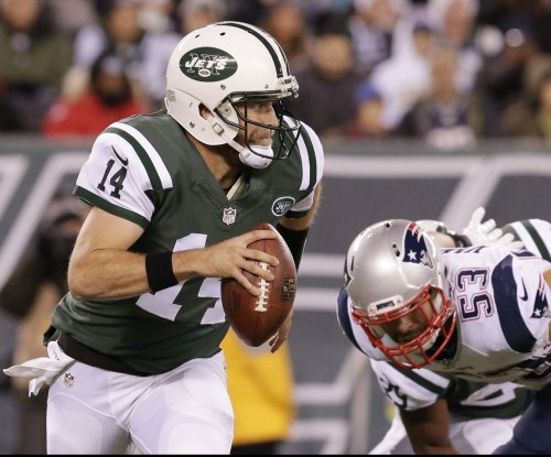New York Jets QB Ryan Fitzgerald accepts benching gracefully