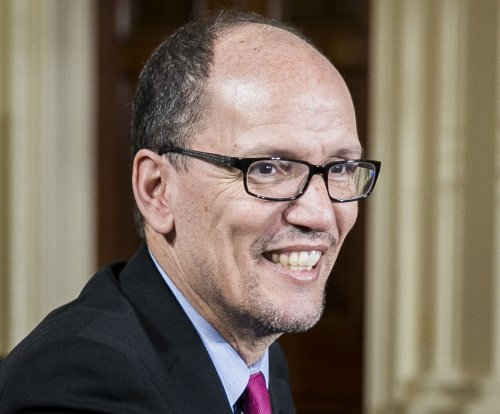 New Democratic Party chief Tom Perez asks for staff-wide resignations