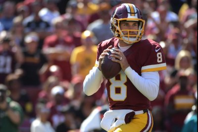 Washington Redskins 'disagree' on Kirk Cousins' value