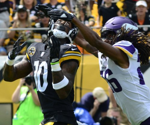 Pittsburgh Steelers receiver Martavis Bryant tells ESPN: Use me or trade me