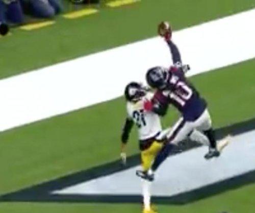 DeAndre Hopkins: Houston Texans WR makes unreal touchdown catch