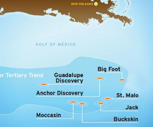 Total takes slice of Chevron oil find in the Gulf of Mexico
