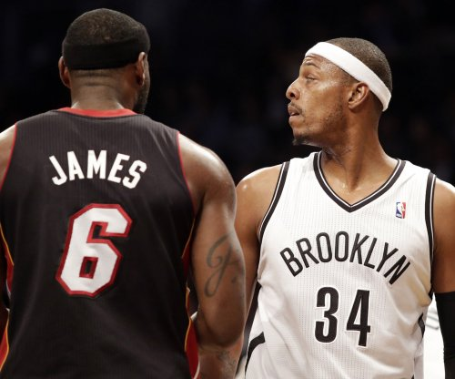 Paul Pierce, Baron Davis define dilemma of LeBron James' next move