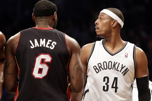 Paul Pierce, Baron Davis define dilemma of LeBron James' next move